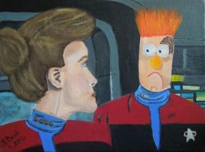 Janeway & Beakotay
